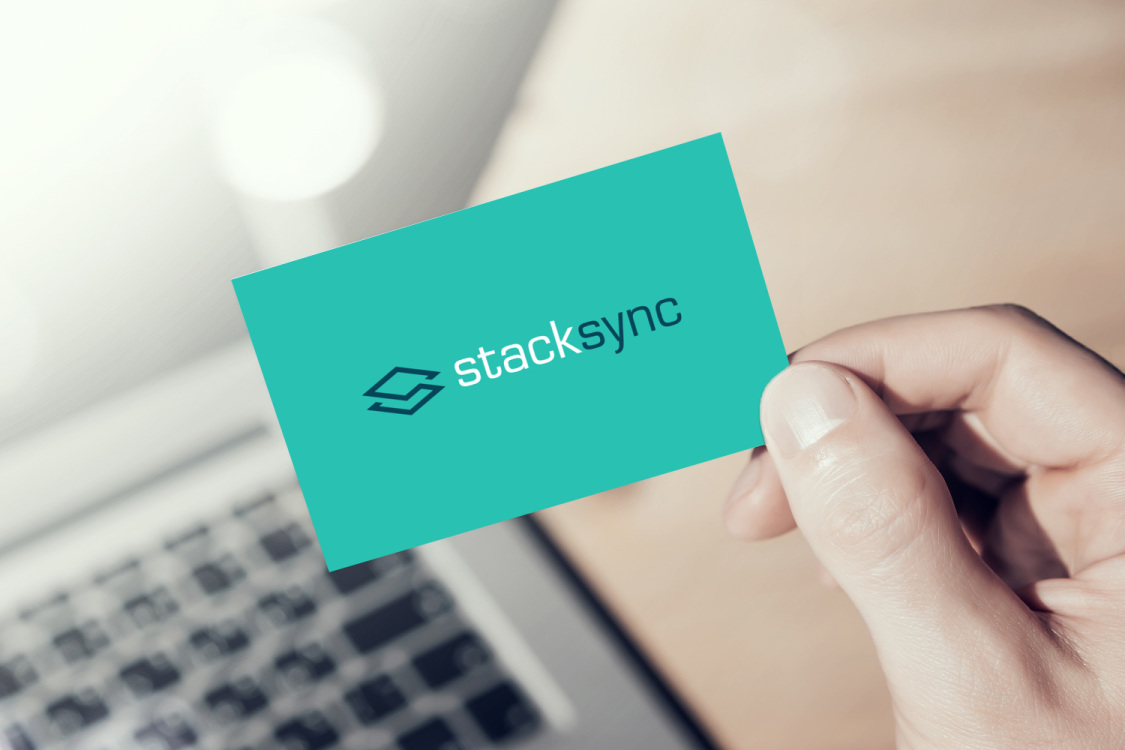 Sample branding #3 for Stacksync