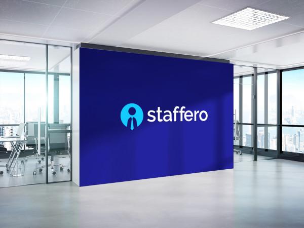 Sample branding #3 for Staffero