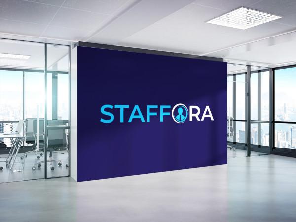 Sample branding #3 for Staffora