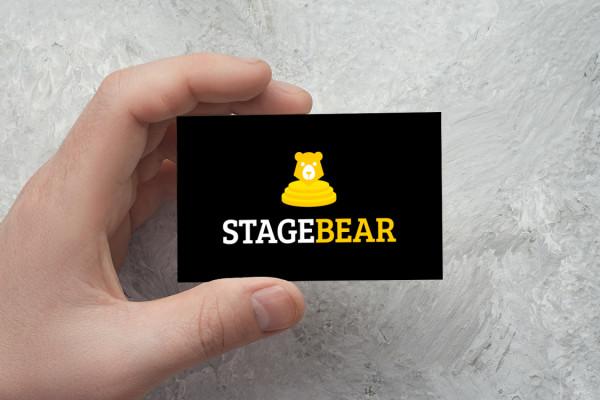 Sample branding #2 for Stagebear