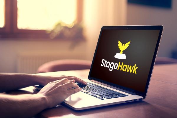 Sample branding #2 for Stagehawk