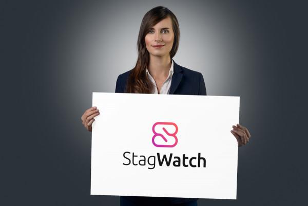Sample branding #1 for Stagwatch