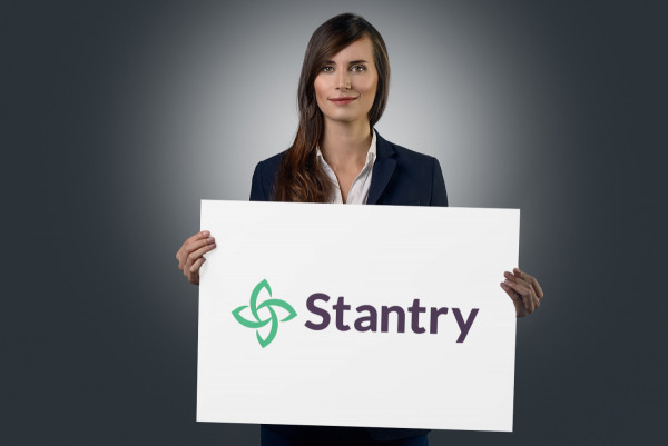 Sample branding #1 for Stantry