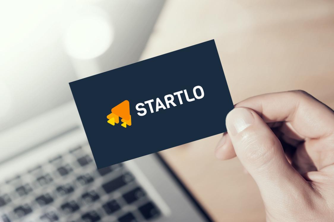 Sample branding #3 for Startlo