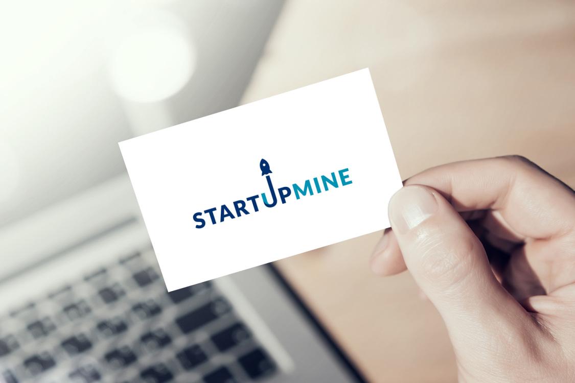 Sample branding #2 for Startupmine