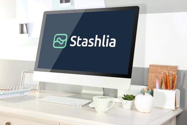 Sample branding #3 for Stashlia