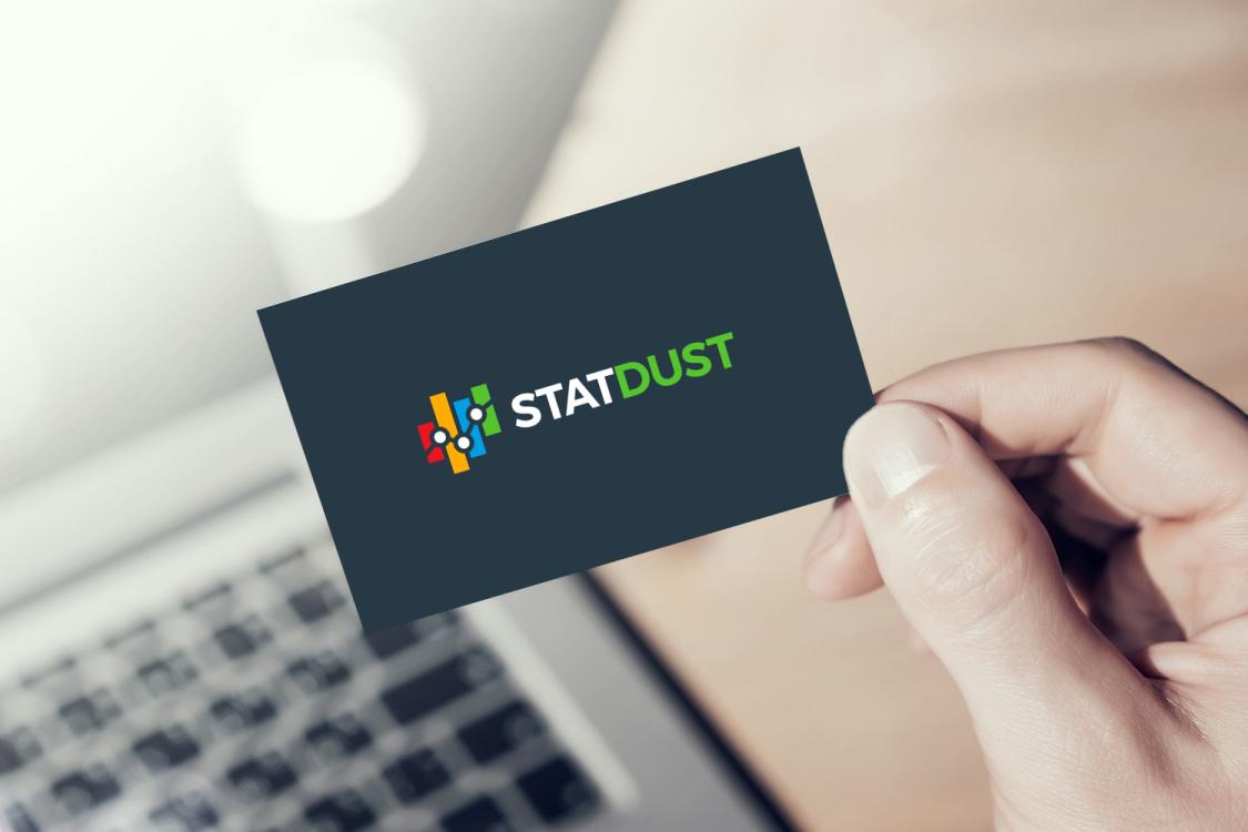 Sample branding #1 for Statdust