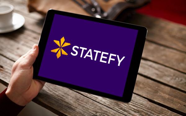 Sample branding #3 for Statefy
