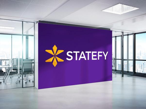 Sample branding #1 for Statefy