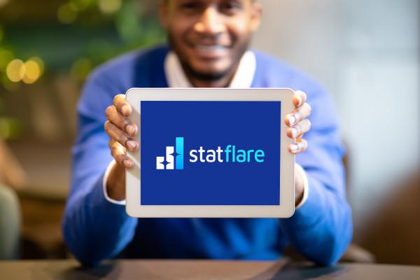 Sample branding #3 for Statflare
