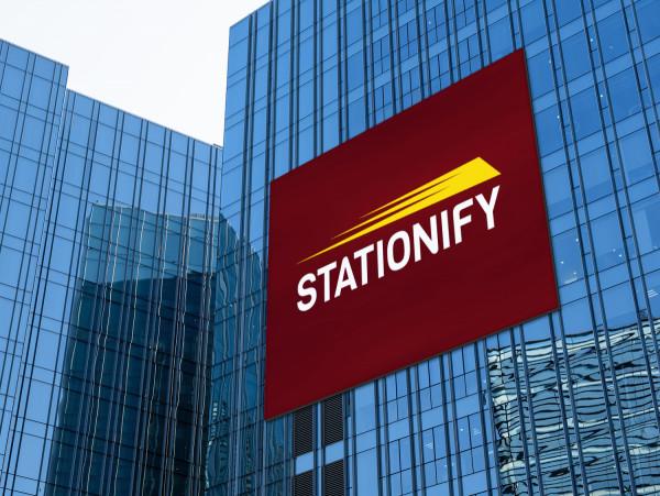 Sample branding #3 for Stationify