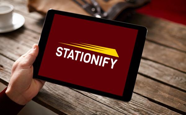 Sample branding #2 for Stationify