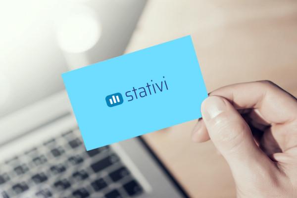 Sample branding #2 for Stativi