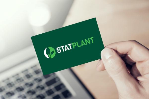 Sample branding #2 for Statplant