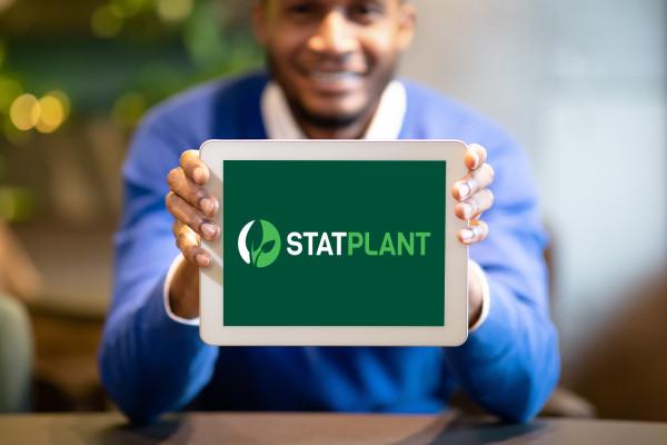 Sample branding #3 for Statplant