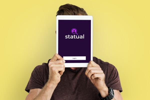 Sample branding #1 for Statual