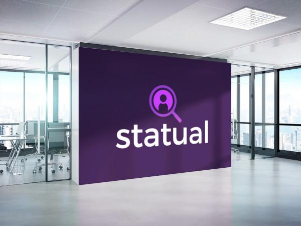 Sample branding #2 for Statual