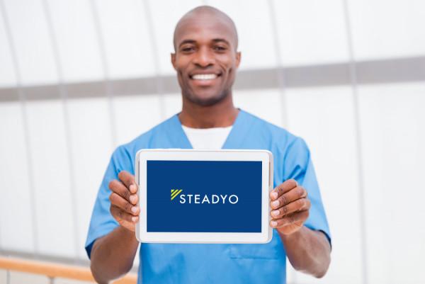 Sample branding #1 for Steadyo