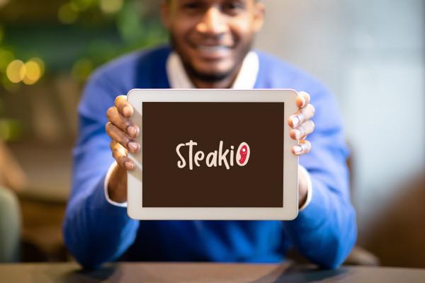 Sample branding #1 for Steakio