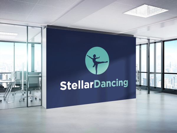 Sample branding #2 for Stellardancing