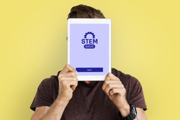 Sample branding #1 for Stembasis