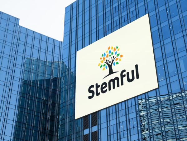 Sample branding #1 for Stemful