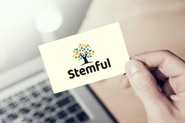 Sample branding #1 for Stemful