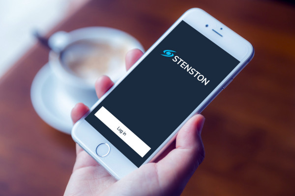 Sample branding #1 for Stenston