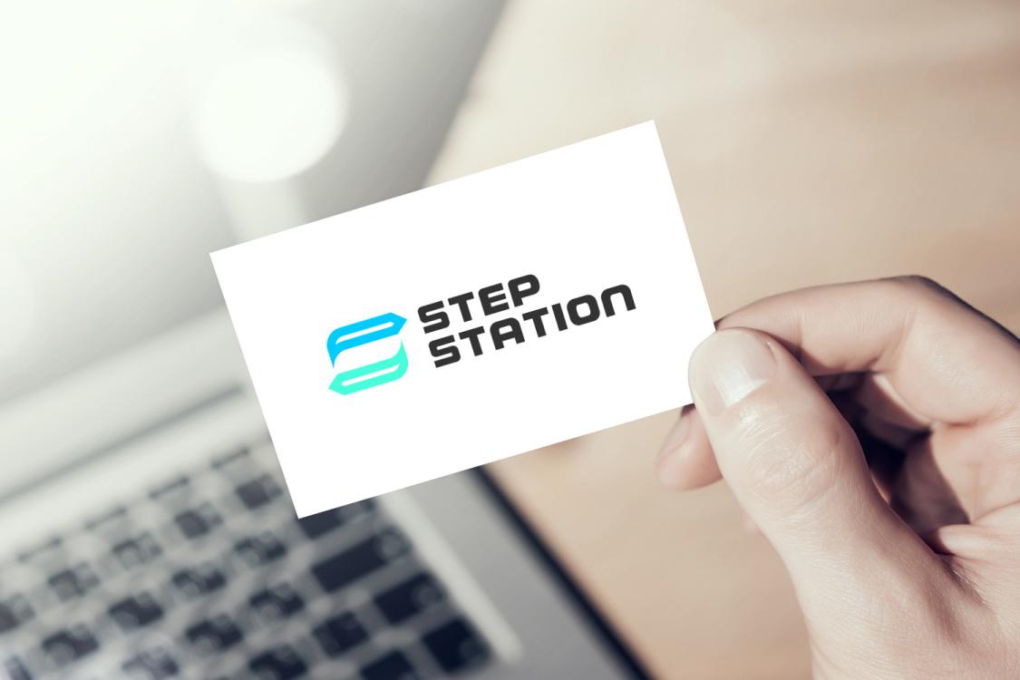 Sample branding #1 for Stepstation