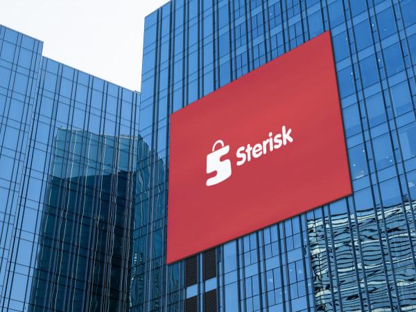 Sample branding #2 for Sterisk