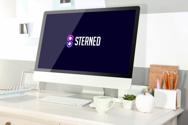 Sample branding #3 for Sterned