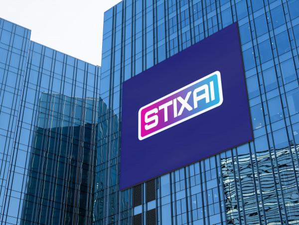 Sample branding #3 for Stixai
