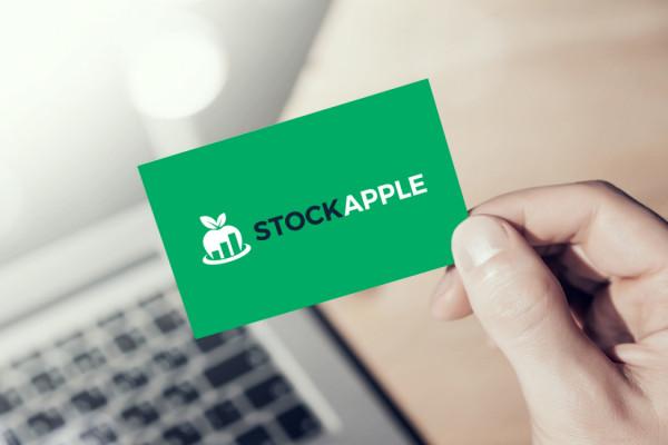 Sample branding #1 for Stockapple