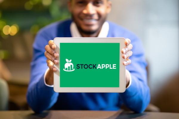 Sample branding #3 for Stockapple