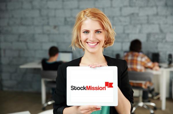Sample branding #3 for Stockmission