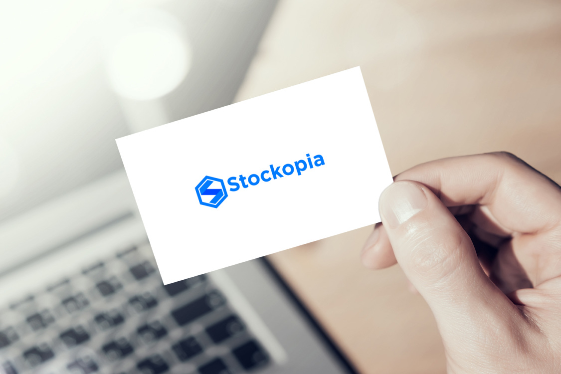 Sample branding #3 for Stockopia