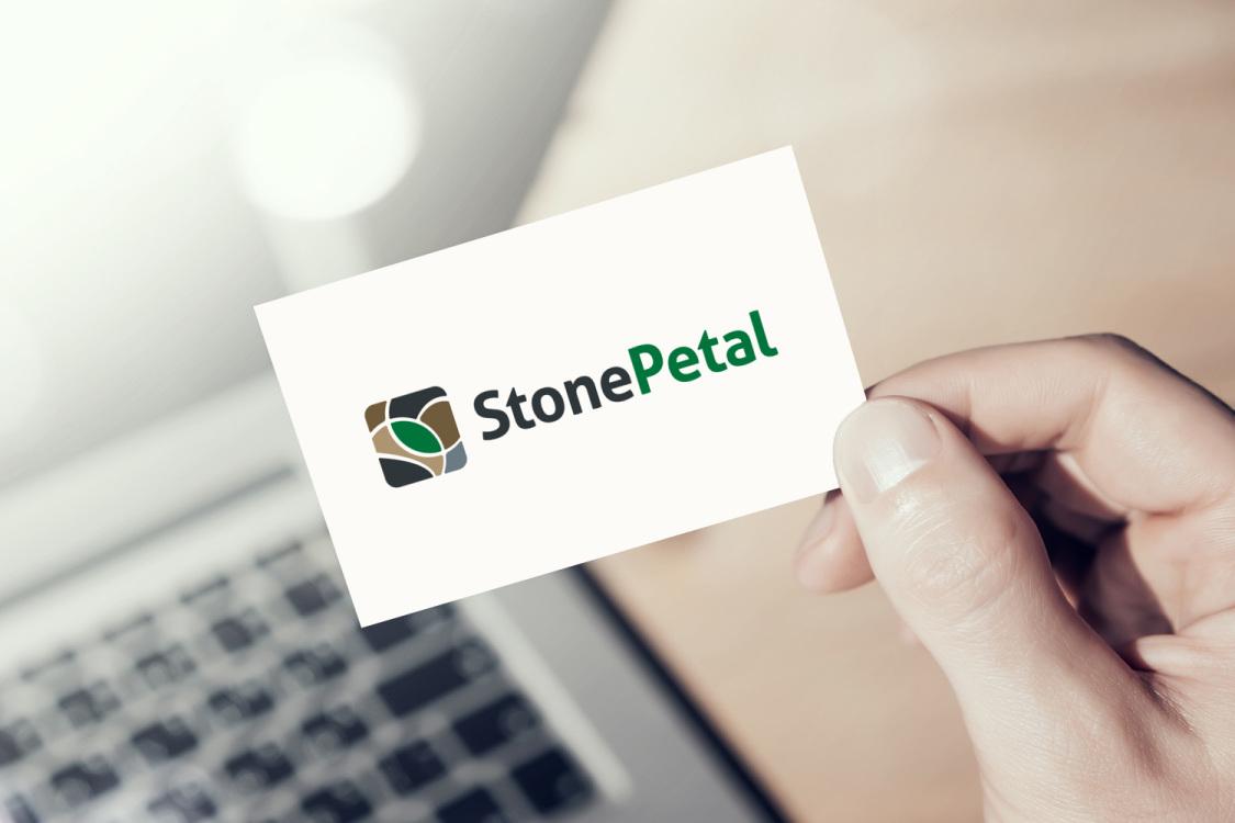 Sample branding #1 for Stonepetal