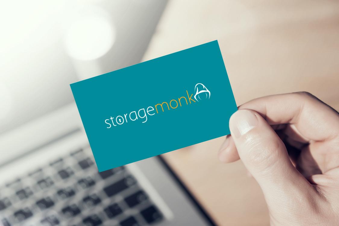Sample branding #2 for Storagemonk