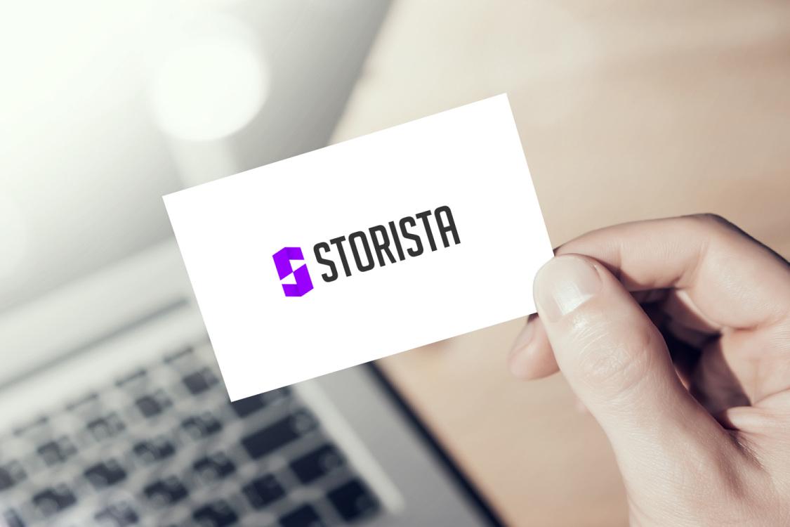 Sample branding #3 for Storista