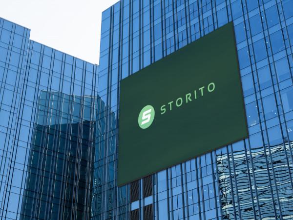 Sample branding #2 for Storito