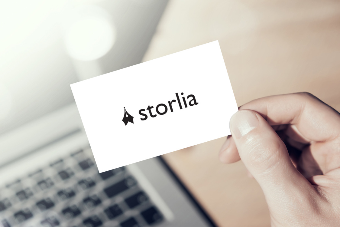 Sample branding #3 for Storlia