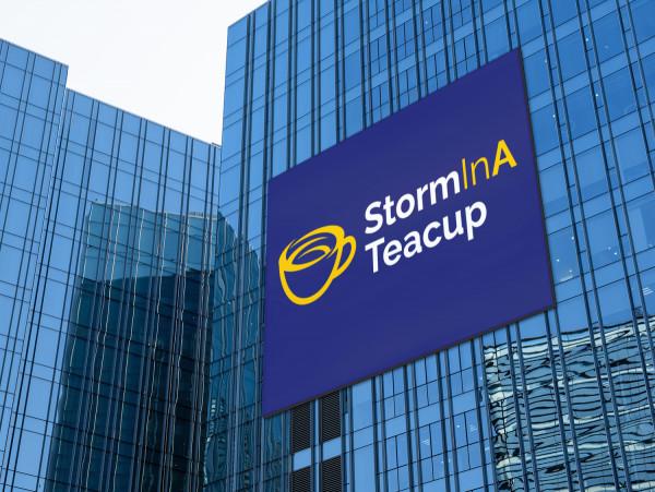 Sample branding #1 for Storminateacup