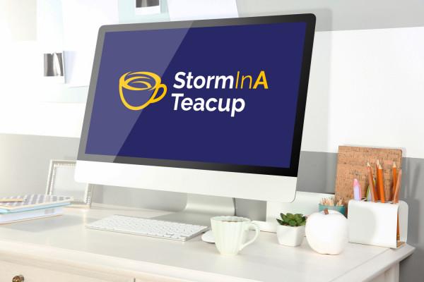 Sample branding #3 for Storminateacup