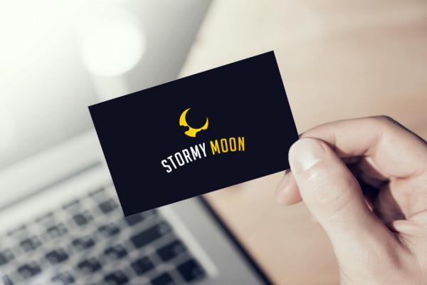 Sample branding #3 for Stormymoon