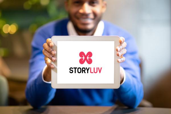 Sample branding #2 for Storyluv