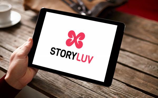 Sample branding #1 for Storyluv