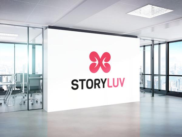 Sample branding #3 for Storyluv