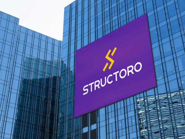 Sample branding #1 for Structoro