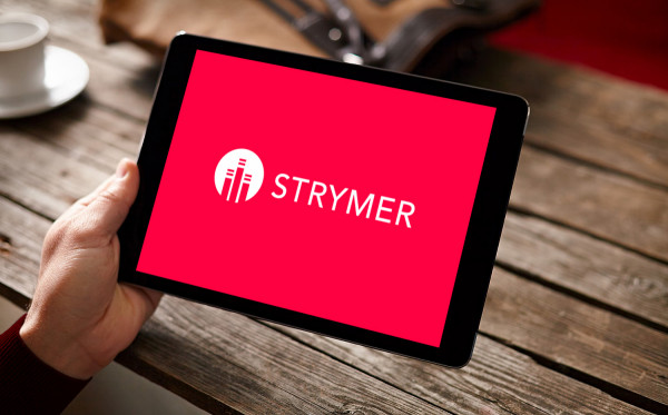 Sample branding #1 for Strymer