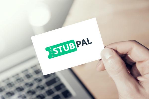 Sample branding #1 for Stubpal